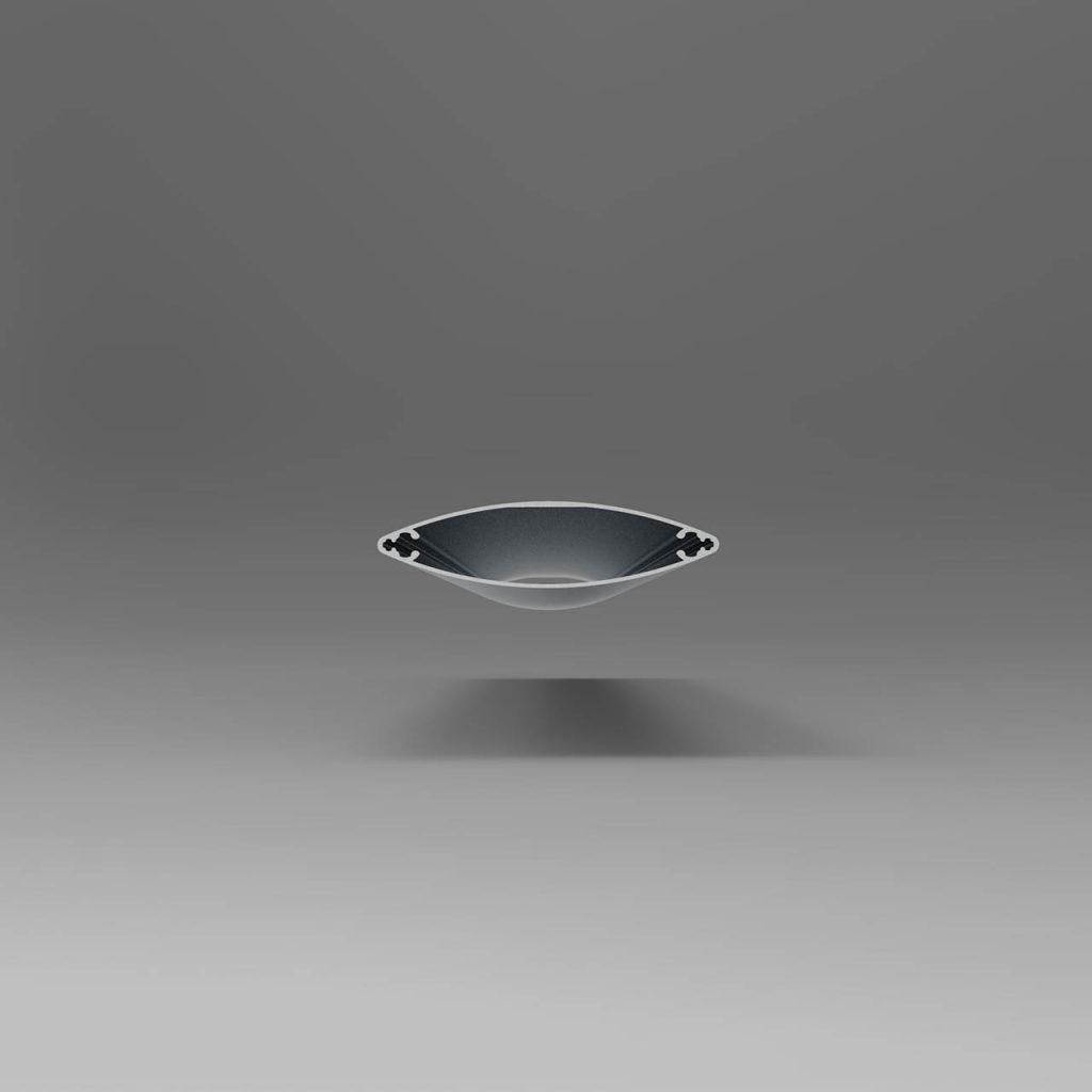 Infiniti Aerofoil 150×38