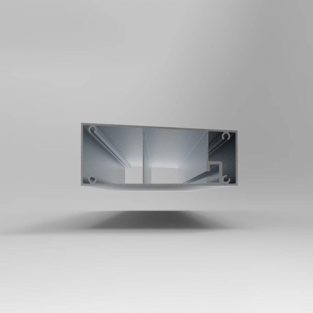 Infiniti Tapered Box 270×109