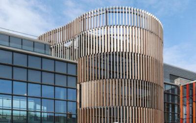 CUBRIC Building, Cardiff
