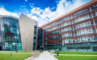 Vijay Patel Building, Leicester De Montford University