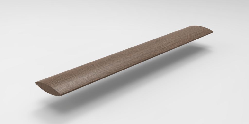 Timber Aerofoil 150×38