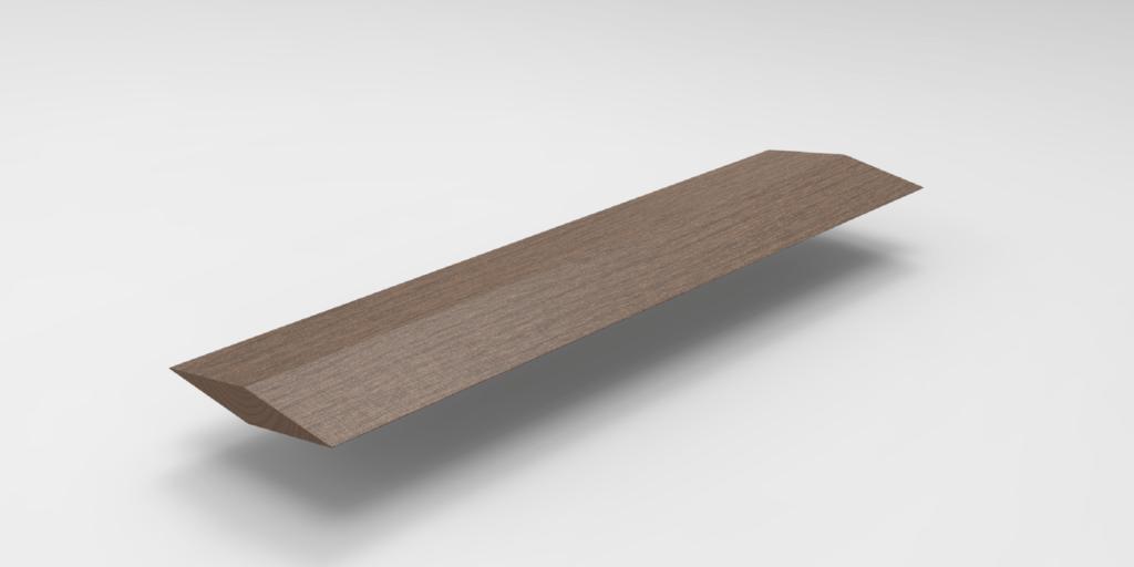 Timber Diamond Fin