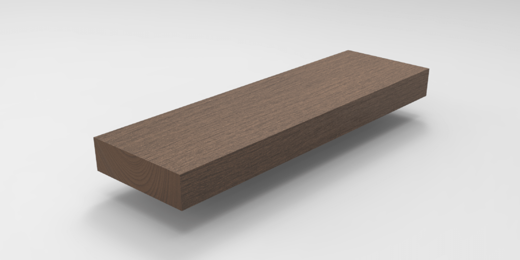 Timber Box Fin 300×100