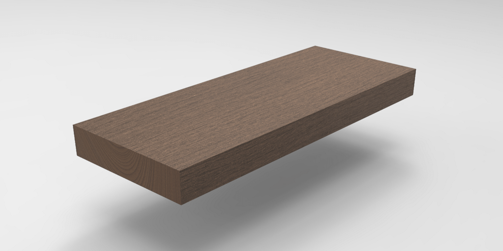 Timber Box Fin 400×100