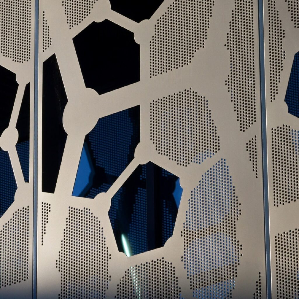 Ligniti Perforated Panels