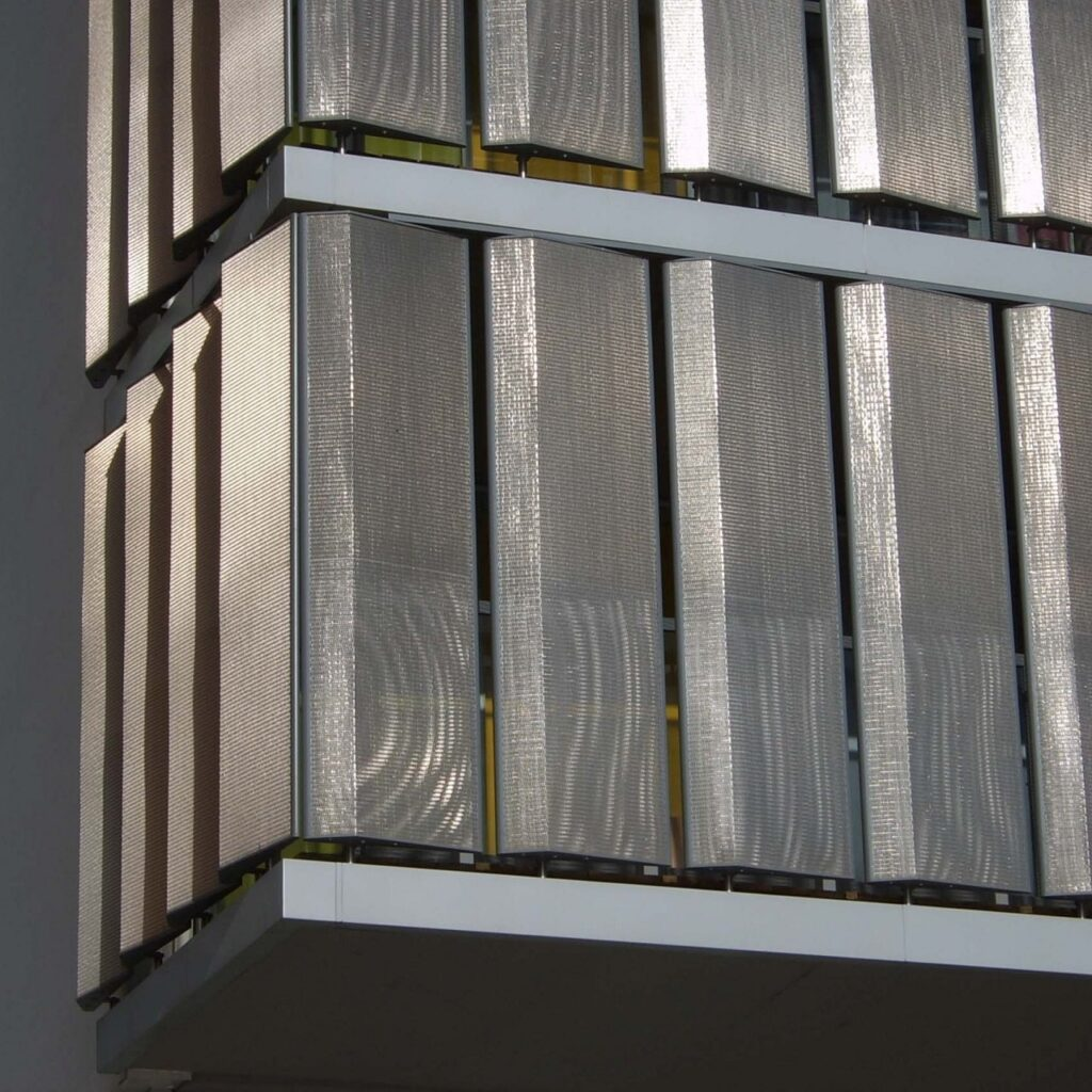 Ligniti Mesh Screening Panels