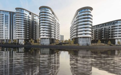 X1 Manchester Waters Phase 1 Block