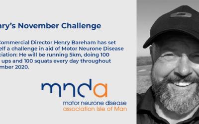 Henry's November Challenge
