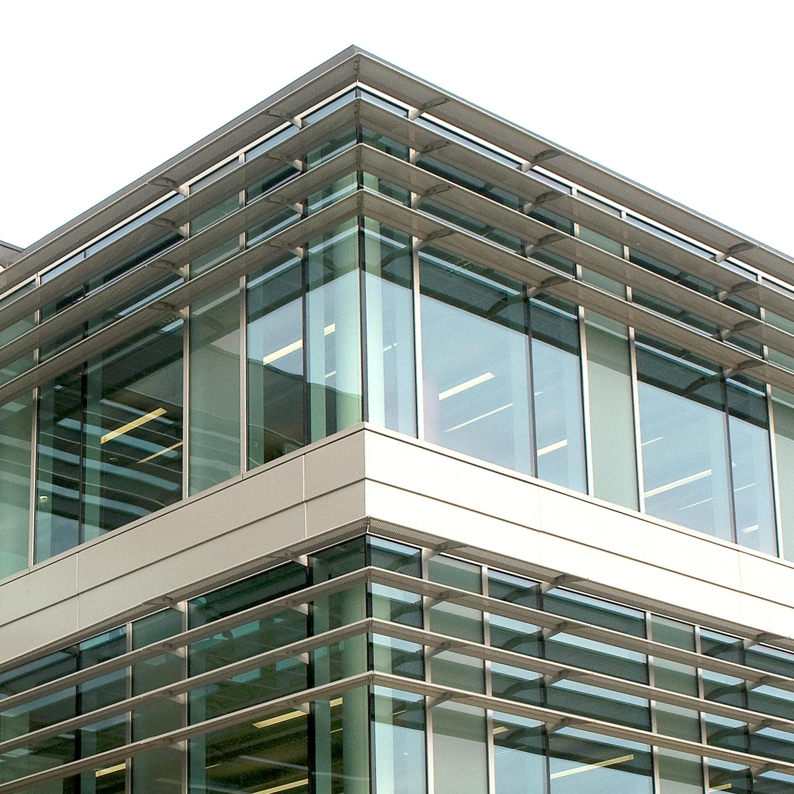 industrial look aluminium fins