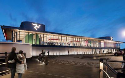 Isle of Man Ferry Terminal, Liverpool