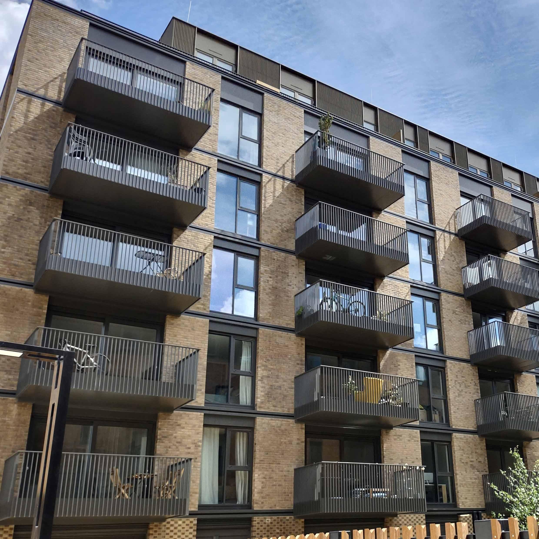 modular balconies