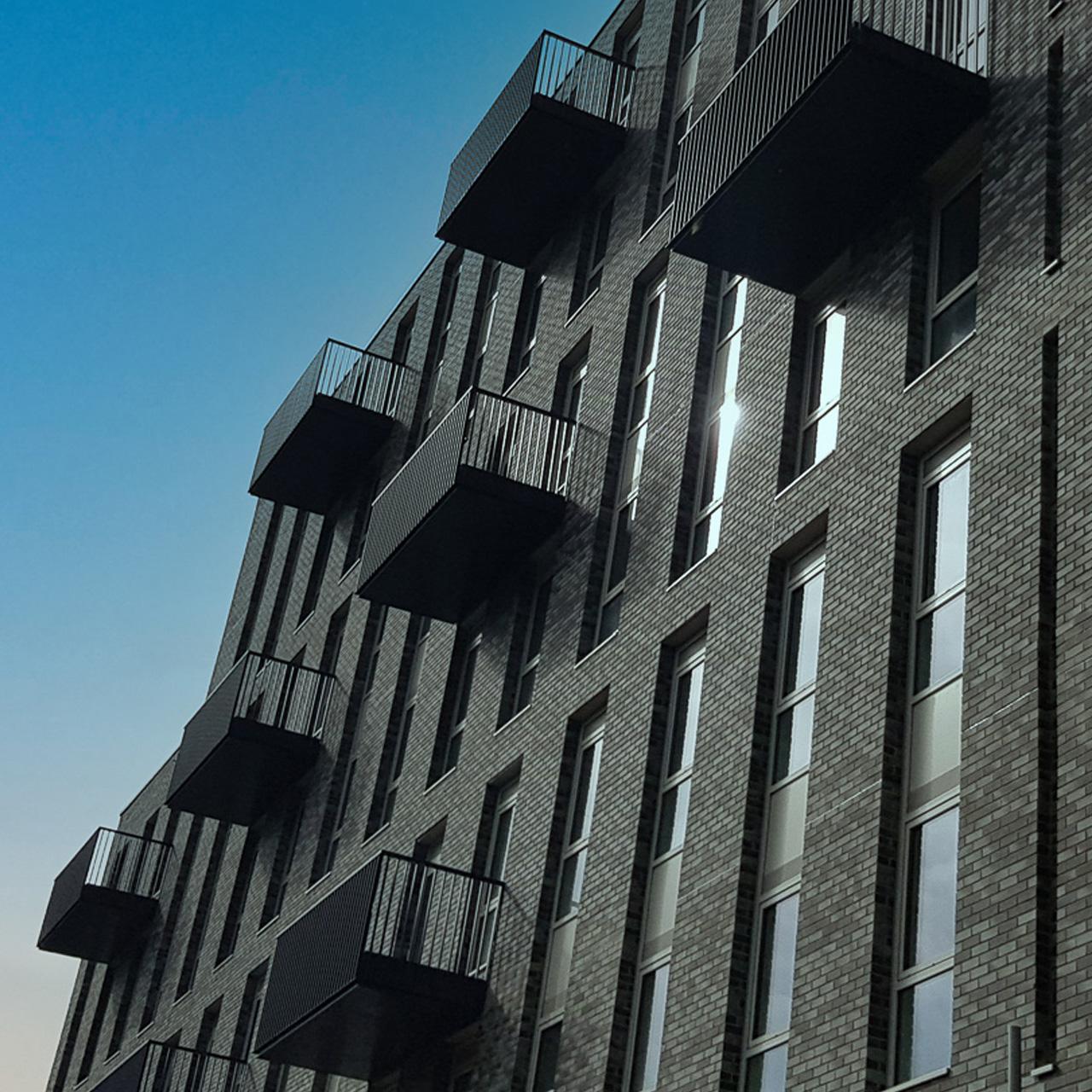 modular balconies that meet current aesthetics